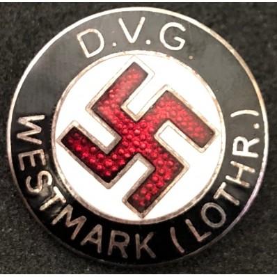 DVG Westmark Abzeichen