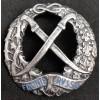 """Commemorative badge of the """"Russia Campaign"""" 1941-1943"""