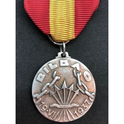 Bilbao Battle Medal