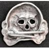 Totenkopf Skull Badge for Cap