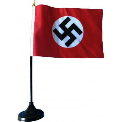 Table Flag - NSDAP
