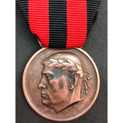 R.S.I. National Union Fighter Medal
