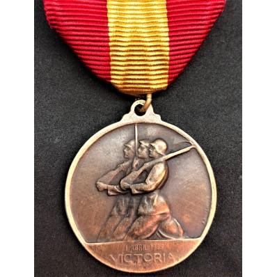 """Italo-Spanish contingent Medal """"18 Julio 1936"""""""