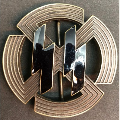 Distintivo Di Membro D'Onore Delle SS (Bronzo)