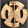 Distintivo Di Membro D'Onore Delle SS - Oro (Munchen 9 Ges. Gesch.)