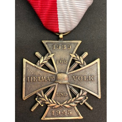 Austrian Cross of Honor 1939-1945