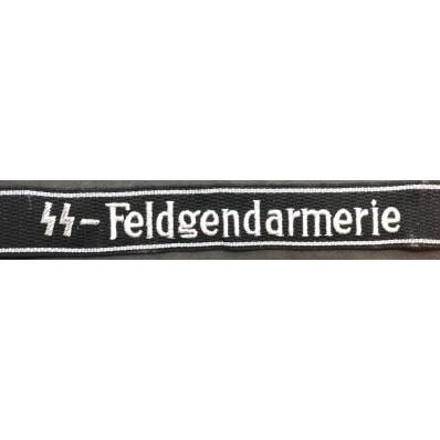 Cuff Title - SS-Feldgendarmerie