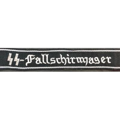 Cuff Title - SS-Fallschirmjäger