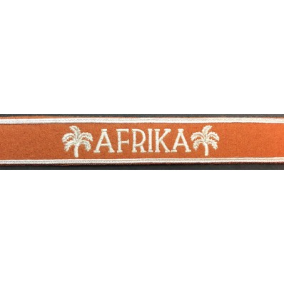 Cuff Title - Afrika