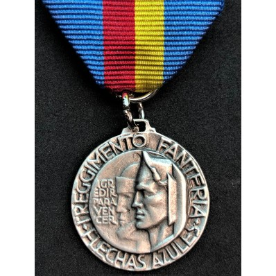 "Medal ""Flechas Azules"""