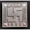 Badge Kreistreffen Osterholz 1938