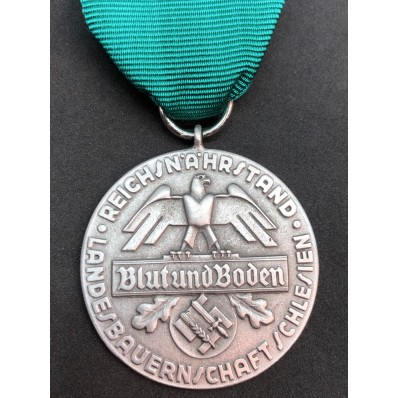 Medal Blood And Ground