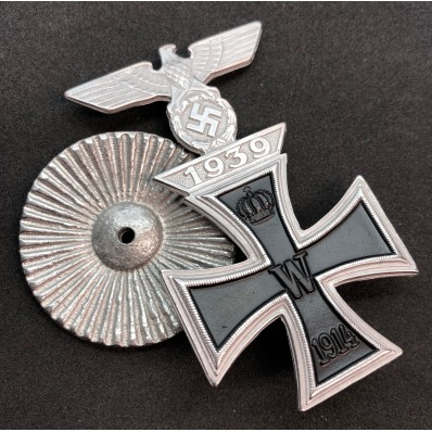 Reconfirmation Of The Iron Cross