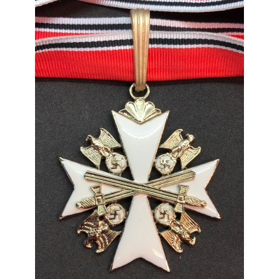 Grand Cross of the Order Of The German Eagle - With Swords (Gold)