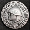 "O.N.B. Badge ""Se Avanzo Seguitemi"""