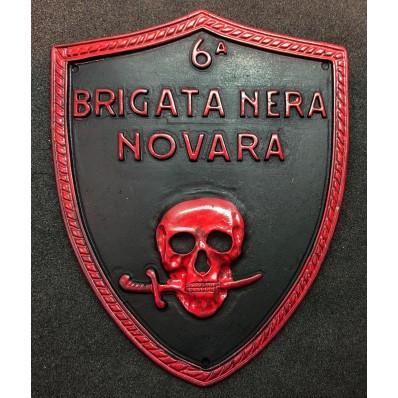 """Shield - 6th Black Brigade """"Augusto Cristina"""""""