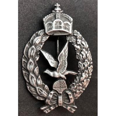 Flugzeug-Fliegerschützen 1918 Badge