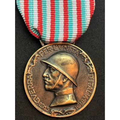 Commemorative Medal of the Italo-Austrian War 1915-1918