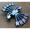 Distintivo da Falangista - Flechas Azules