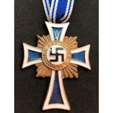 Croce D'onore Per Le Madri Tedesche Oro