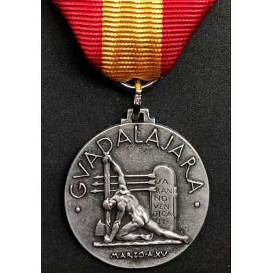 Medal for the Battle of Guadalajara