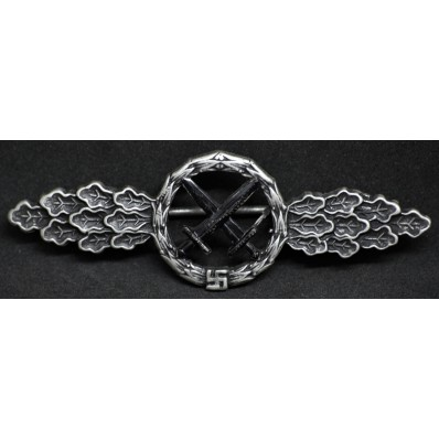 Front Flying Clasp for Air to Ground Support Fighters (Silver)