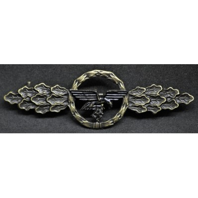 Luftwaffe Transport And Glider Squadron Clasp (Bronze)