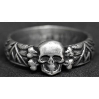 Ring - Totenkopf (19,5mm)