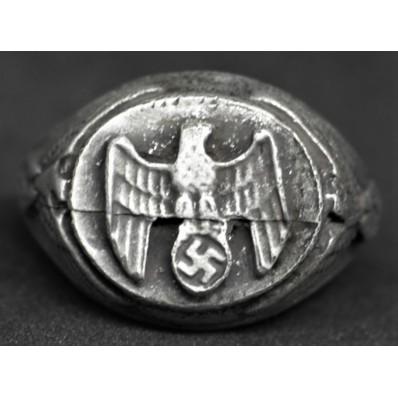 Ring - Wehrmacht (22mm)