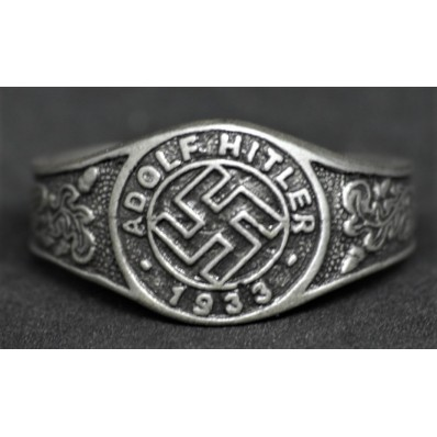 Ring - Adolf Hitler (22mm)