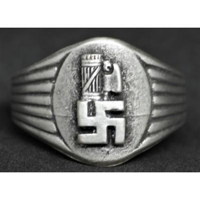 Ring - Italienisch-Deutsche Allianz (20mm)