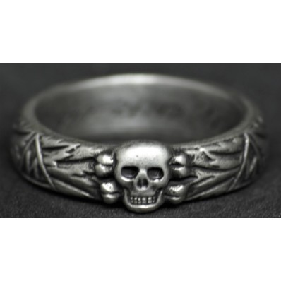 -Panzer Meyer SS Honor Ring (19,5mm)