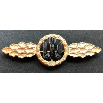 Bomber Clasp (Gold)
