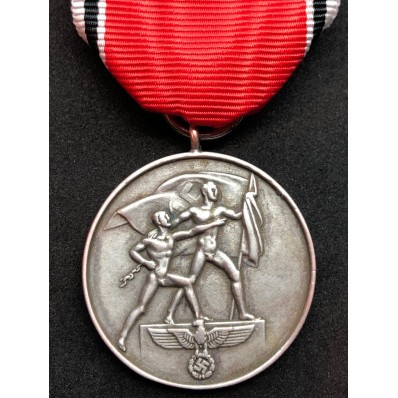 Anschluss Commemorative Medal 13 March 1938