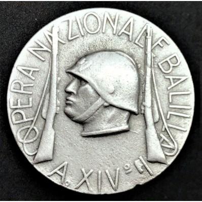 Distintivo ONB Anno XIV