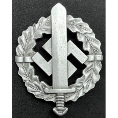 Distintivo Di Reparto Sportivo Militare Delle SA (Argento)