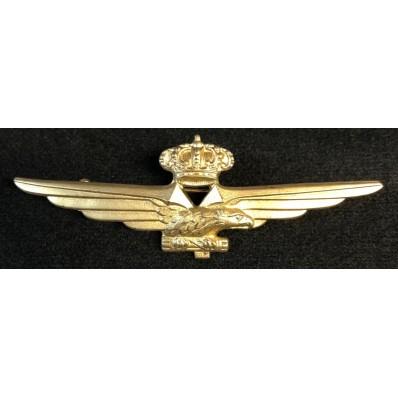 R.A. Pilot Badge