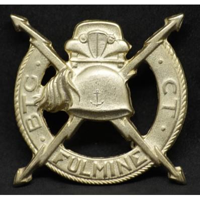 """Distintivo """"Battaglione Fulmine"""" (Oro)"""