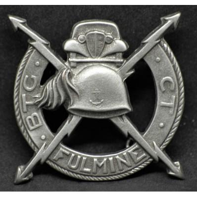 """""""Battaglione Fulmine"""" Badge"""