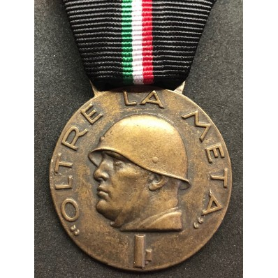 """Commemorative Medal for the Black Shirt Workers Legion """"Lucchini"""""""