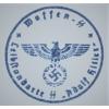 Stempel - Waffen SS, Berlin
