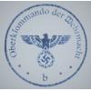 Timbro - Oberkommando der Wehrmacht