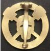Sturmtruppen Badge (Gold)