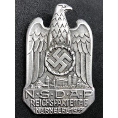 Distintivo Gau Munchen Erinnerungsabzeichen der 9 November 1923