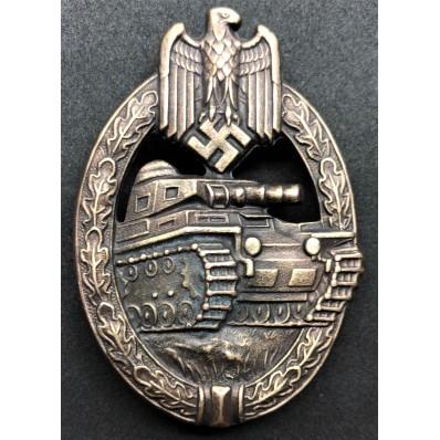 Panzer Badge (Bronze)