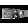 Cintura in Pelle per Fibbie Moderne