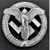 Deutsches Motorsport Badge (Silver)