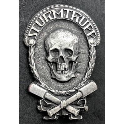 Distintivo Sturmtruppen (Argento)
