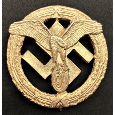 Deutsches Motorsport Badge (Gold)