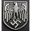 Colonial Helmet Badge Afrikakorps